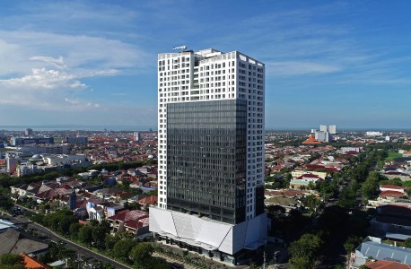 One East Architecture Photography Surabaya - Chendra Cahyadi photography took the architecture of One East at Surabaya. One East became part of MNC Land as the most exclusive mixed-use development in Surabaya.